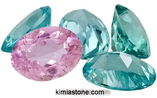 سنگ های قیمتی و نیمه قیمتی