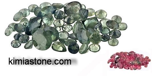 سنگ های قیکتی+جواهرات+الکساندریت