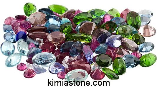 سنگ های قیمتی و نیمه قیمتی، بریل