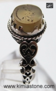 انگشتر شرف الشمس عقیق زرد یمنی حکاکی 19 فروردین عقیق یمنی اصل خرید انگشتر