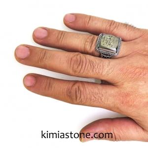 خرید انگشتر نقره مردانه